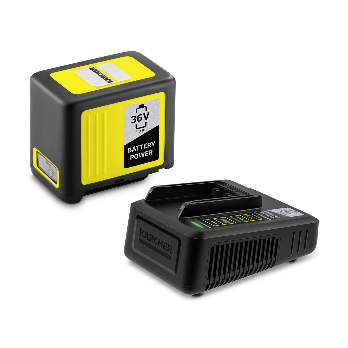 Starter kit battery power 36V / 5,0AH