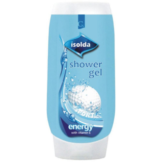 ISOLDA Energy shower gel s vitaminem E 500 ml