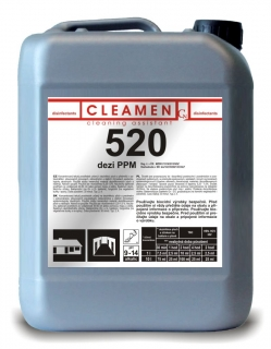 CLEAMEN 520 dezi PPM 5 l