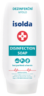 Disinfection SOAP CLICK&GO! 500 ml