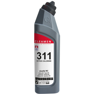 CLEAMEN 311 zásaditý WC  750 ml