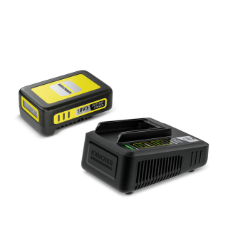 Starter kit battery power 18V / 2,5AH